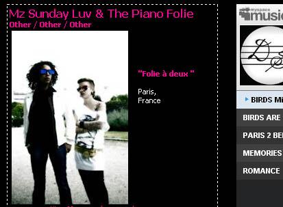 pianofolie