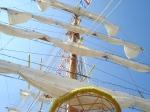 Cuahtemoc mast and yacht yards