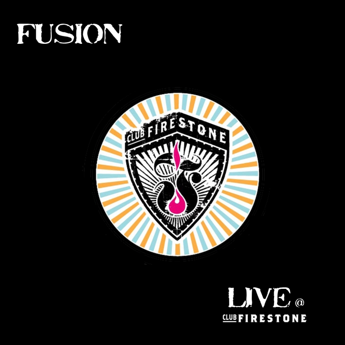 Club Firestone LIVE_front