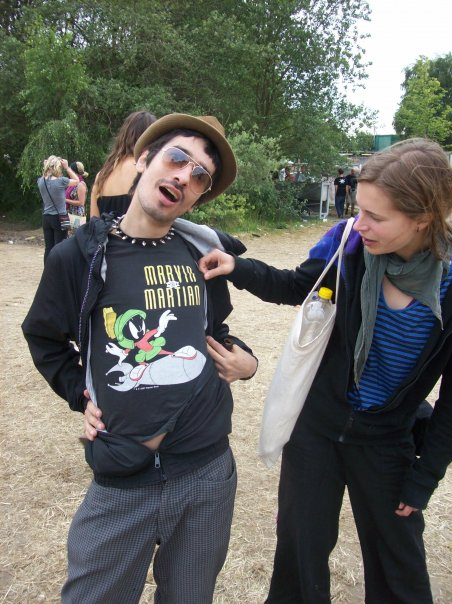 getting crazy at fusion 2009
