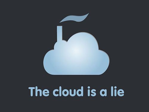 james bridle - the cloud
