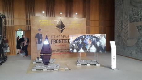 berlin biennale simon denny ethereum thedaohack