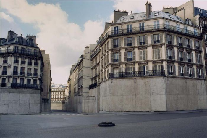 Nicholas Moulin - Paris Vide 2011